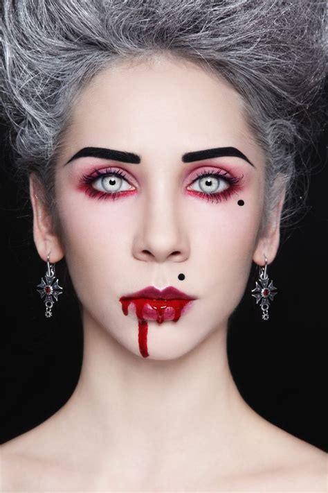 vampire makeup halloween inspire creative inspiration