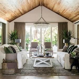Sparse to Sleek: The HGTV® Dream Home 2017 Living Room