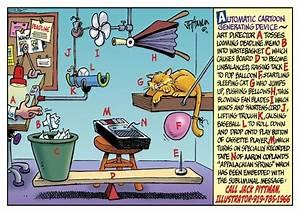 Rube Goldberg Machine Blueprints