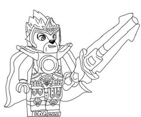 Prince-lego-chima-coloring-pages