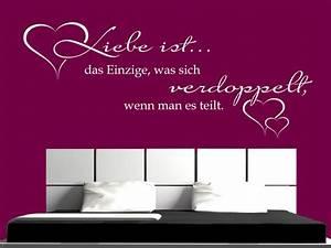 Wandtattoo Auf Rechnung : wandtattoo liebe ist das einzige bei ~ Themetempest.com Abrechnung