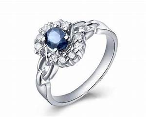 Sapphire engagement ring meaning weddings blog for Sapphire wedding rings meaning