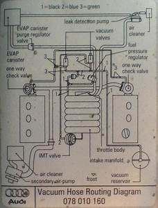 2001 A6 2 8 Vacuum Diagrams
