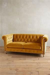 gold velvet chesterfield sofa home the honoroak With gold velvet sectional sofa