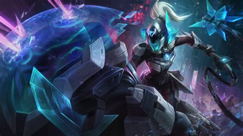 Presentation of new skins for LoL from the Project series ...