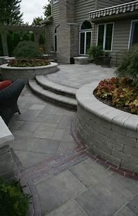 inspiring creative patio design ideas Fabulous Unilock Pavers Decorating Ideas • Irastar.com
