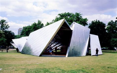 pictures serpentine pavilions   years