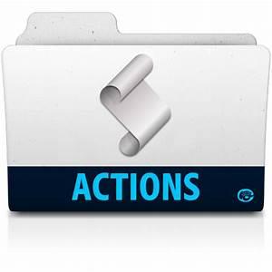Action folder Icon | Adobe Folders Iconset | vladgohn