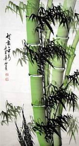 Chinese Painting: Bamboo-Peace- - Chinese Painting ...