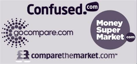 Compare The Market Vs Confused Vs Gocompare Vs