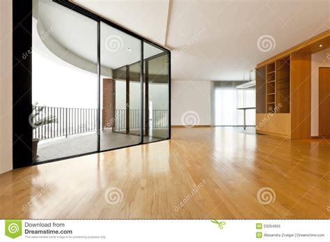 Bid Room Interior With Big Window Stock Photography Cartoondealer