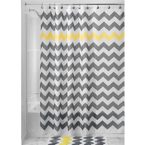 yellow and grey chevron bathroom set chevron bathroom decor