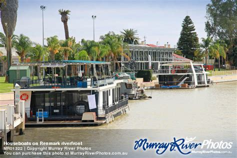 Houseboat Renmark by Houseboats On Renmark Riverfront