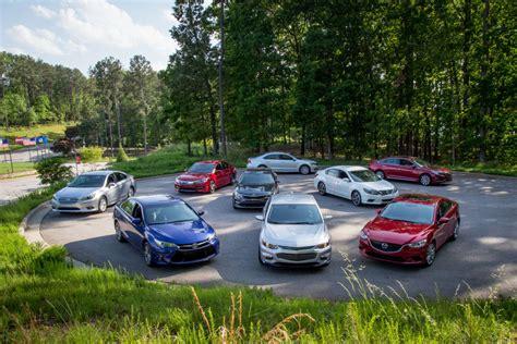 What's The Best Midsize Sedan For 2016?  News Carscom