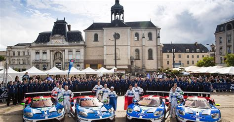 Le Mans: Ford back after iconic win in 1966