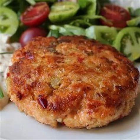 recipes using fresh chef john s fresh salmon cakes recipe just a pinch recipes