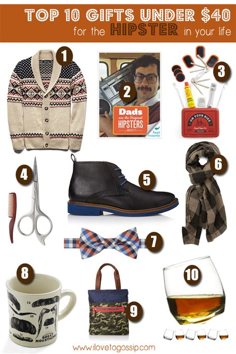 top 10 christmas gifts for the hipster in your life 2013