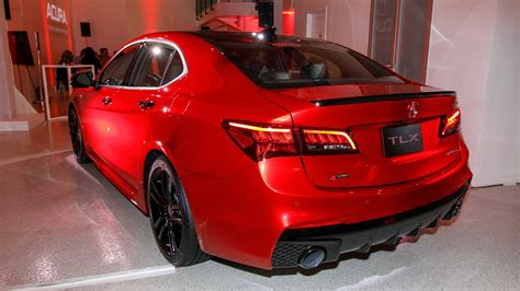 acura tlx pmc edition price rating review  price