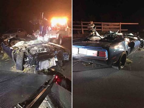 kevin hart suffers major injuries  car accident roof