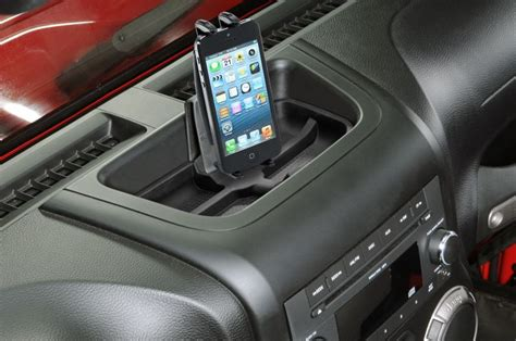 cell phone holder  jeep wrangler