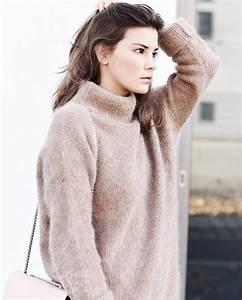 Gros Pull Laine Homme : pull laine mohair pull gros col femme rlobato ~ Louise-bijoux.com Idées de Décoration