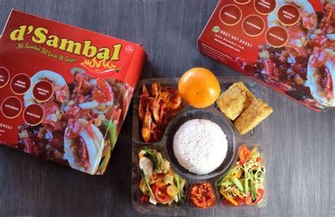 catering nasi kotak halal enak murah  bali