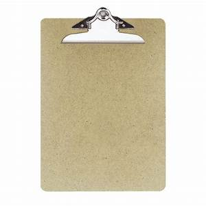 letter size wood clipboard With letter size clipboard