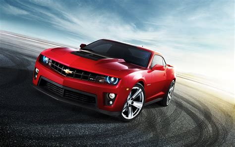 2012 Chevrolet Camaro Wallpapers