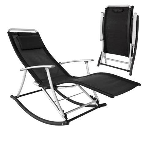 sobuy ogs18 rocking chair fauteuil 224 bascule pliant avec repose pied