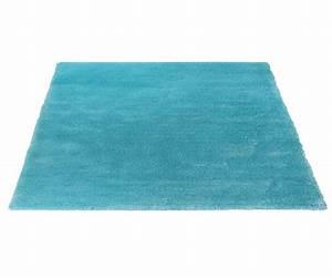 Tapis 160x230 Pas Cher : tapis shaggy bleu turquoise pas cher ~ Teatrodelosmanantiales.com Idées de Décoration
