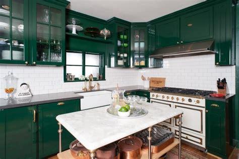emerald green kitchen post erin williamson 3561