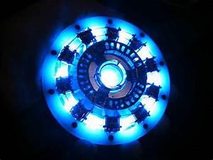 Make Your Own Iron Man Arc Reactor