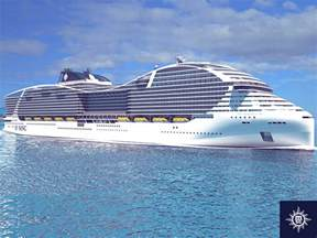 Largest Cruise Ship Being Built
