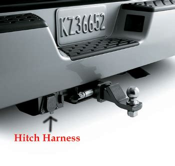 Honda Ridgeline Sedan Trailer Hitch Wiring