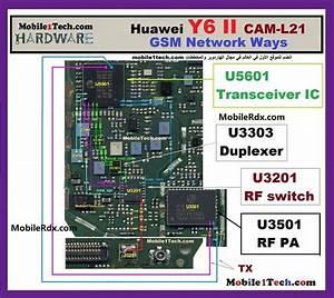 Huawei Y6 Ii Network Ways Signal Problem Repair Solution