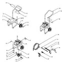 Generac Pressure Washer Model 1067