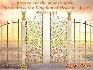 40 best (Matthew 5:3) Blessed are the poor in spirit: for ...