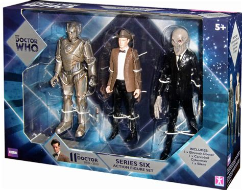 doctor  series  bm exclusive  figure set