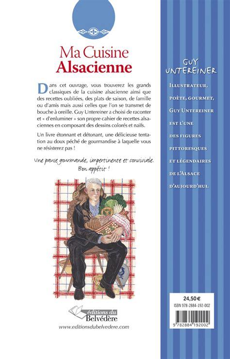 cuisine alsacienne galerie âme couleur untereiner