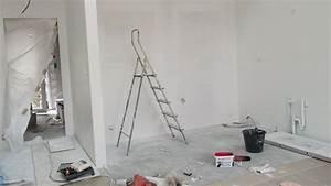 Préparer Un Mur Avant Peinture : preparer mur pour peinture ~ Premium-room.com Idées de Décoration