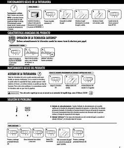 Fellowes Powershred P 58cs Cross Cut Shredder Users Manual