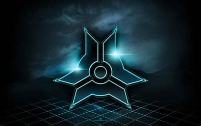 Tron Deviantart Awesome Digital Abstract Personal Cant