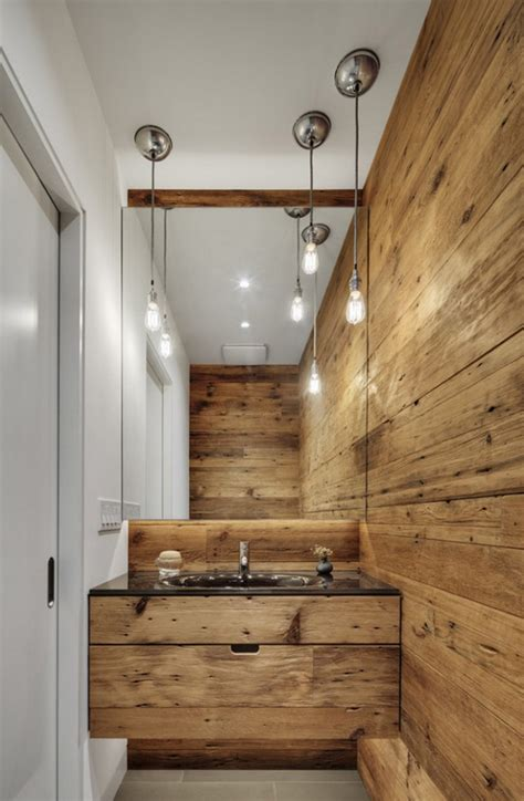 wood bathrooms rustic modern bathroom design ideas maison valentina blog