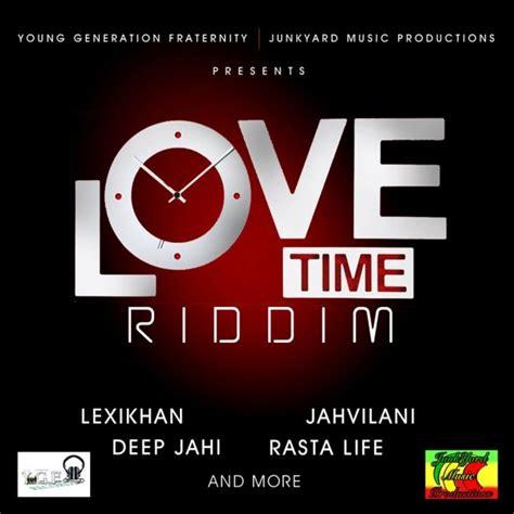 Deep Jahi  Gallis Anthem  Love Time Riddim  Ygf Records