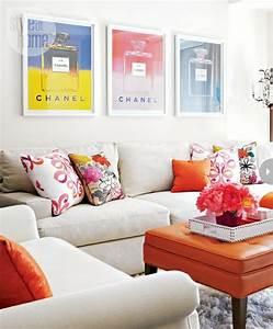 Was Sind Pastellfarben : interior design ideen 50 luftige feminine wohnzimmer designs ~ Markanthonyermac.com Haus und Dekorationen