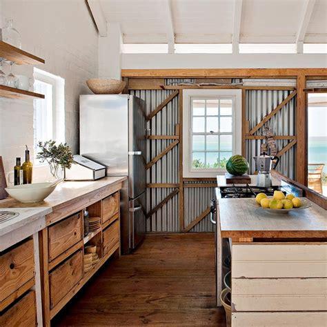 cuisine ilo central cuisine rustique idée déco cuisine ancienne