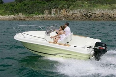 Speed Boat Mumbai by Cap Camarat 515 Speedboat On Charter In Mumbai From