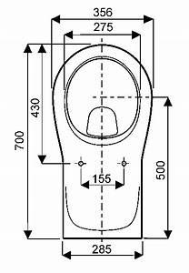 Cuvette Wc Pmr : cuvette suspendue paracelsus wc lux ~ Premium-room.com Idées de Décoration