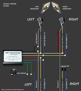 Headlight Modulator Installation Tutorial  Photo Illustrmond Star Modulator Ated  Dia