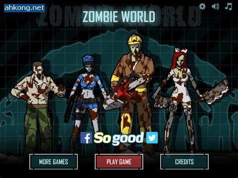 zombie ahkong